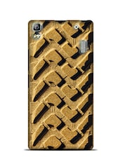 Tyre Tracks In Desert Lenovo A7000  available at Limeroad for Rs.799