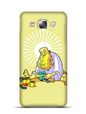 God Created The Earth Samsung Galaxy E5  available at Limeroad for Rs.799