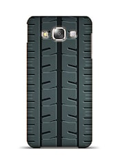 Tyre Tracks Grunge Samsung Galaxy E5  available at Limeroad for Rs.799