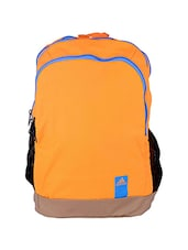 Adidas Orange Backpack  available at Limeroad for Rs.1999