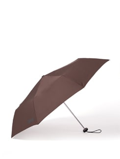 mini chocolate brown umbrella - Esprit