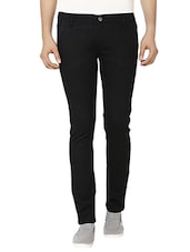 black denim plain jeans -  online shopping for Jeans