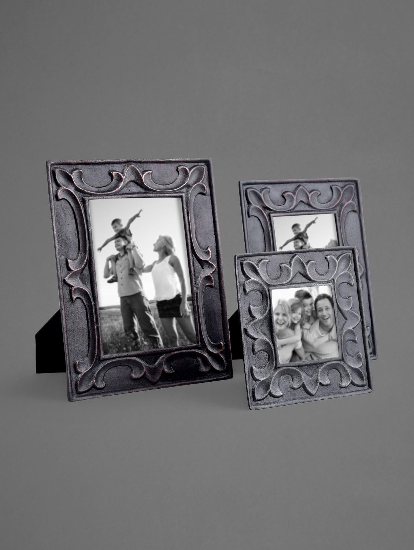 Aluminium Photo Frame With Copper Finish - Indian Reverie