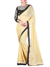 multi chiffon saree -  online shopping for Sarees