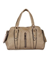 Solid Color Sling Hand Bag - By