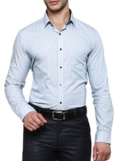 green cotton formal shirt -  online shopping for formal shirts