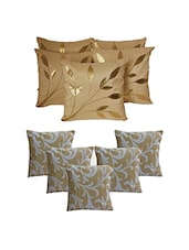 Set Of 10 Ultima Floral Cushion Cover - By