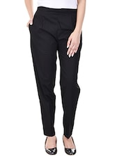 black cotton others trousers -  online shopping for Trousers