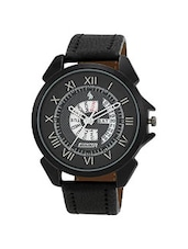 Fighter Analog Day/Date Watch_611 for Men -  online shopping for Analog Watches
