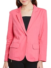 pink cotton summer jacket -  online shopping for Summer Jackets