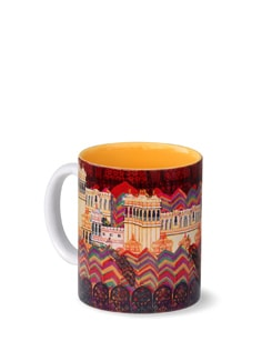 Peacock Saga Coffee Mug - India Circus