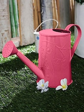 Design Embossed Watercane Pink -  online shopping for Watering Cans