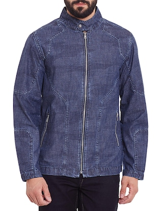 blue denim jacket -  online shopping for Denim Jacket