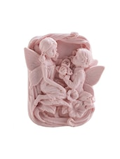 pink glycerine based(Orchid Love) soap -  online shopping for soap