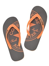 grey  flip flop -  online shopping for Flip Flops
