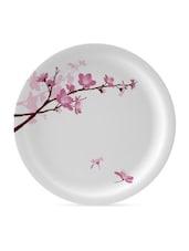 Multicolor Melamine Dinner Plate Set - By - 1195097