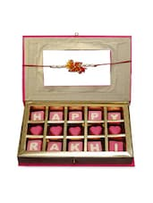 Rakhi Gift Set - By - 1198273