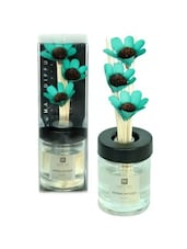 Multicolour Fragrant Wood Glass Aroma Diffuser - By