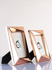 Copper Finish Photo Frame - By