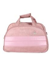 Pink Travel Bag - KIARA