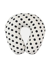 U-Shaped Memory Foam Waterproof Travel Pillow -  online shopping for pillows