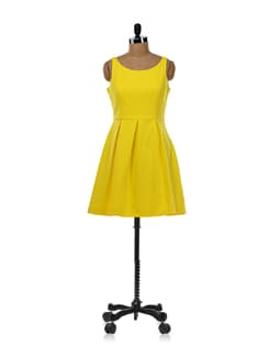 Sunny Yellow Dress - Forever  New