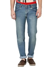 blue wash denim jeans -  online shopping for Jeans