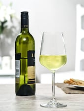 White Wine Glass Set Of 4 - By