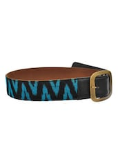 Multi Ikat Waist Belt - By