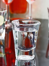 Tapered Shot Glasses (Set Of 6) - By