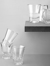Tapered Shot Glasses (Set Of 12) - By