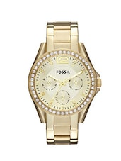 Fossil Riley ES3203 Women's Stainless Steel Watch -  online shopping for Wrist watches