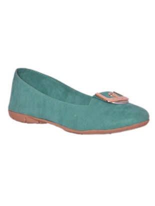light blue rexin ballerina -  online shopping for ballerina