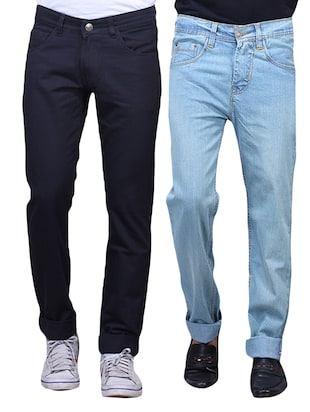 blue denim regural jean