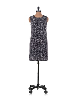 Black And White Polka Dot Dress - Chemistry