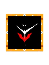 Multicolor Engineered Wood Batman Beyond Wall Clock - By