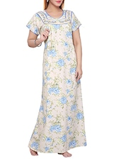 blue cotton maternity wear -  online shopping for maternity wear