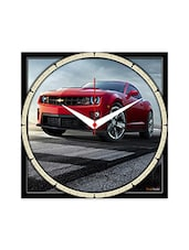 Car Detailed Wall Clock - By