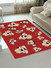 Disney- Athom Trendz- Mickey Mouse- Carpet- 3ft X 5ft - By