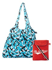 Multicolored Printed Cotton Set Of Bags - By - 1242501