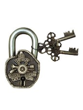 Brass Pad Lock For Home And Office - By