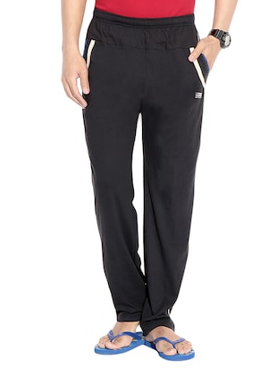 black hosery track pant -  online shopping for Track Pants