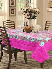 Floral table Cover -  online shopping for Table Cloths
