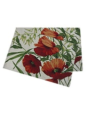 SUMMER FLOWER PLACEMAT- Set Of 2 - By