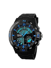 round dial black digital watch -  online shopping for Digital watches