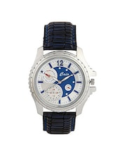 Caio Blue Round Analog Men's Watch -  online shopping for Sports Watches