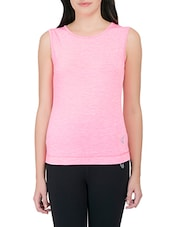 pink tank tee -  online shopping for Tees