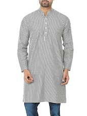 black cotton kurta -  online shopping for Kurtas