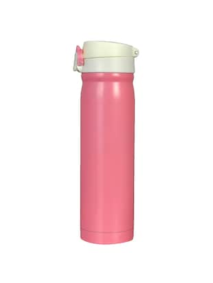 pink stainless steel bottle