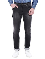 black denim slim jean -  online shopping for Jeans